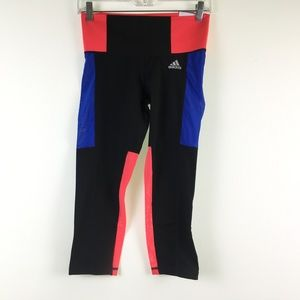 Adidas Womens Blue Athletic Pant DR11077